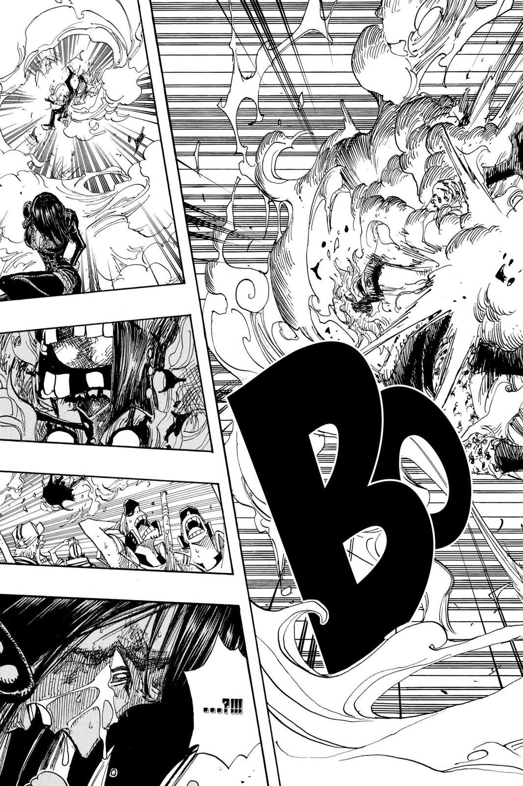One Piece, Chapter 419 image 013