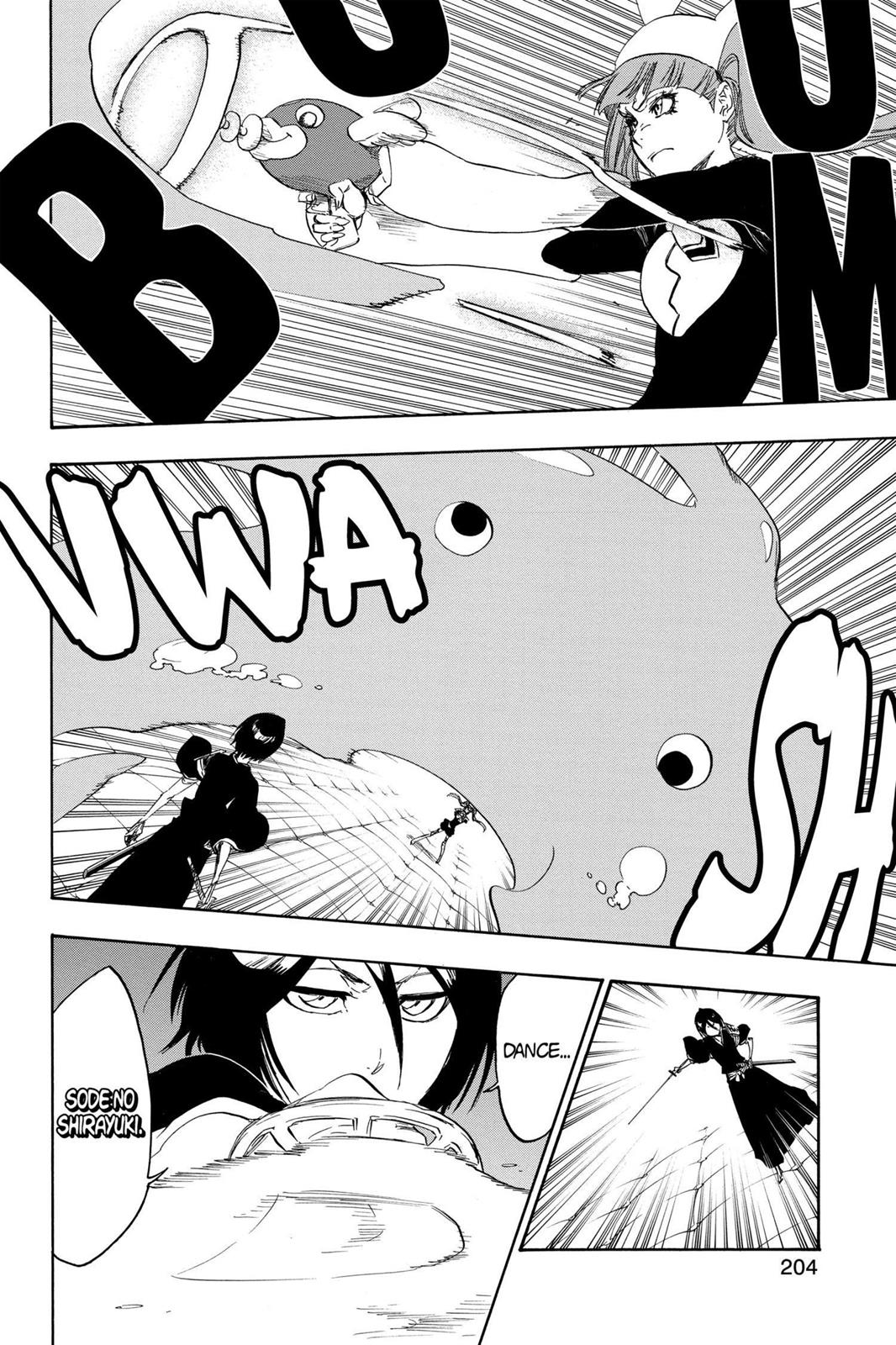 Bleach, Chapter 469 image 015