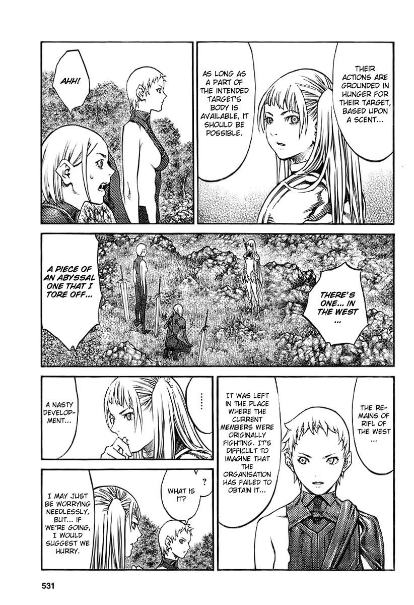 Claymore, Chapter 89 image 013
