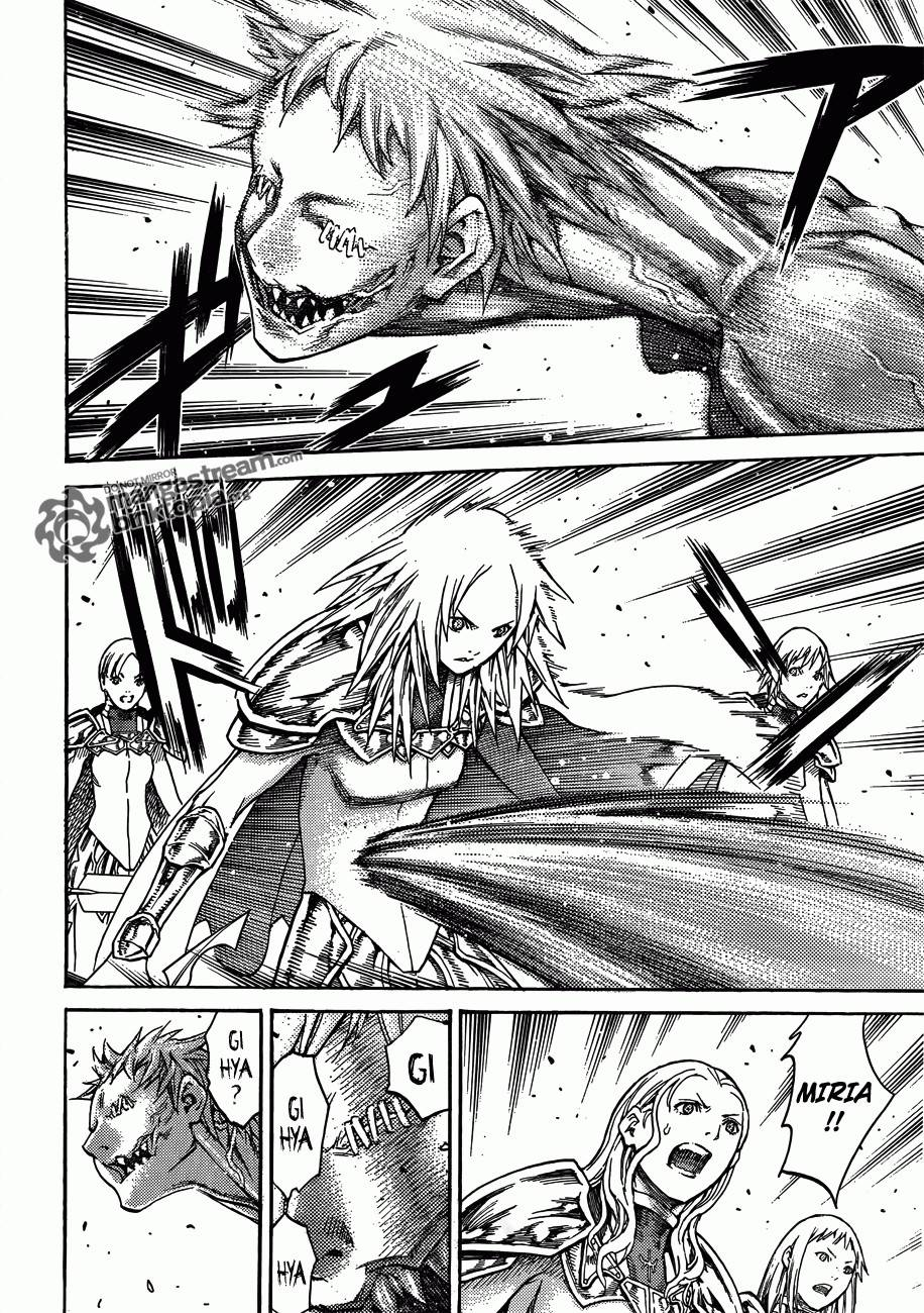 Claymore, Chapter 114 image 023