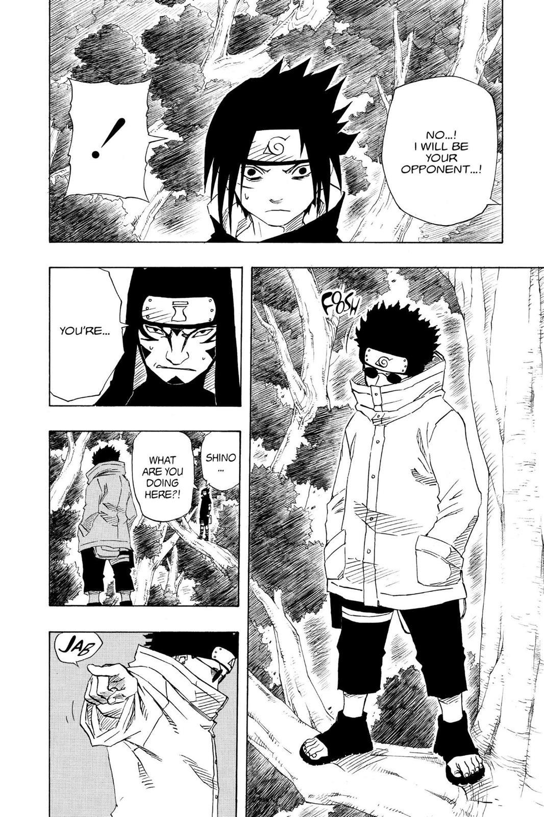 Naruto, Chapter 124 image 018