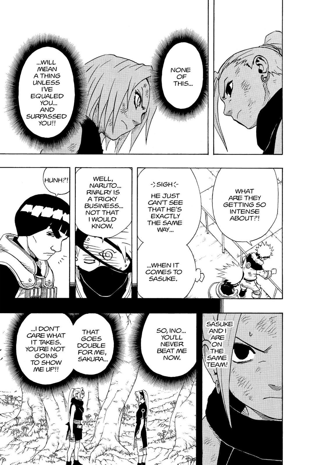 Naruto, Chapter 71 image 014