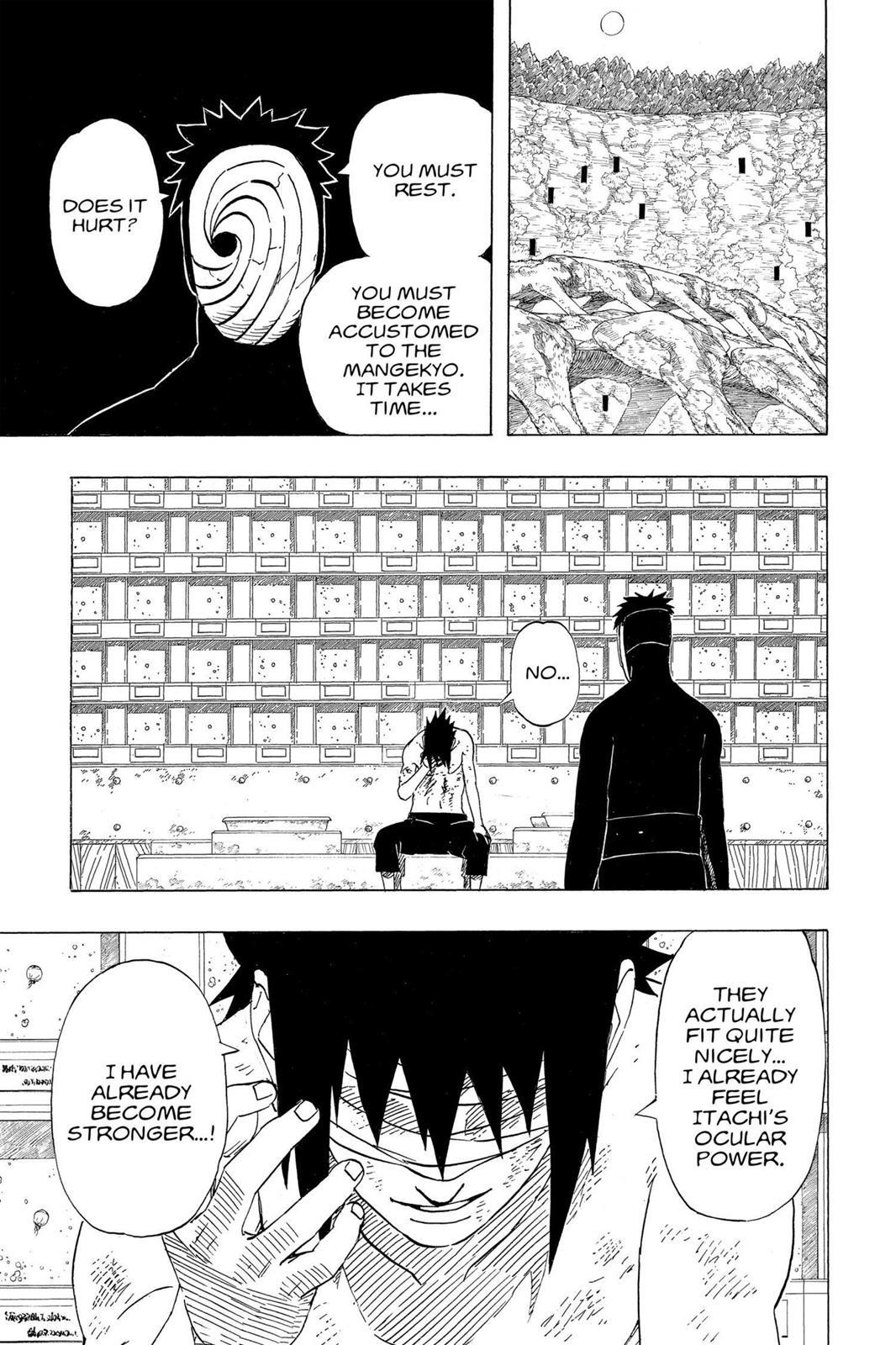 Naruto, Chapter 488 image 017
