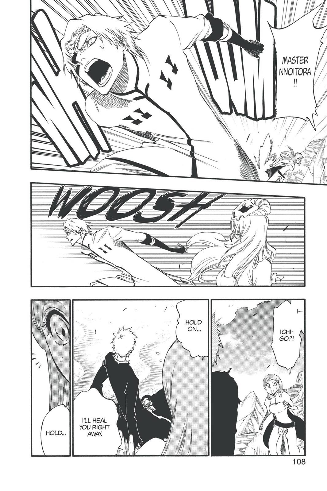Bleach, Chapter 292 image 002