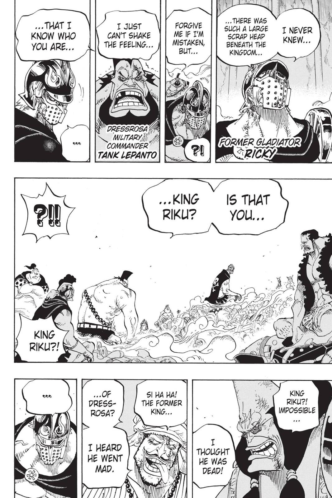 One Piece, Chapter 726 image 005