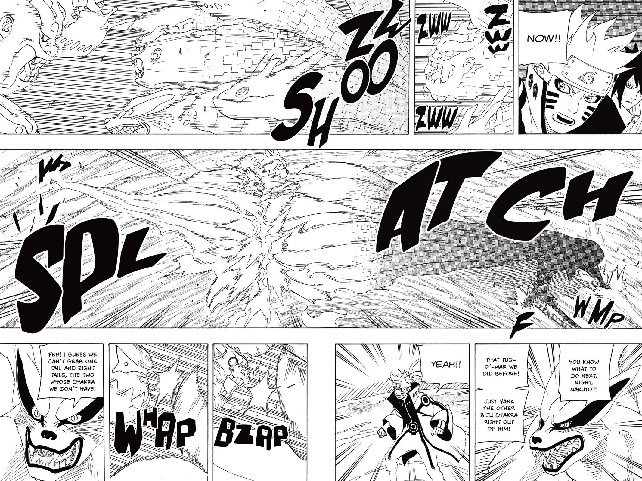 Naruto, Chapter 652 image 005