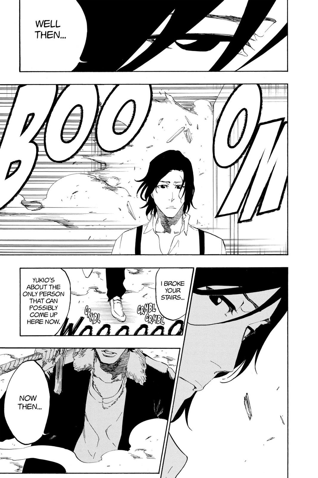 Bleach, Chapter 455 image 013
