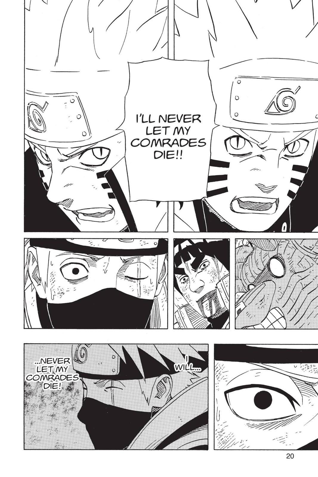 Naruto, Chapter 608 image 021