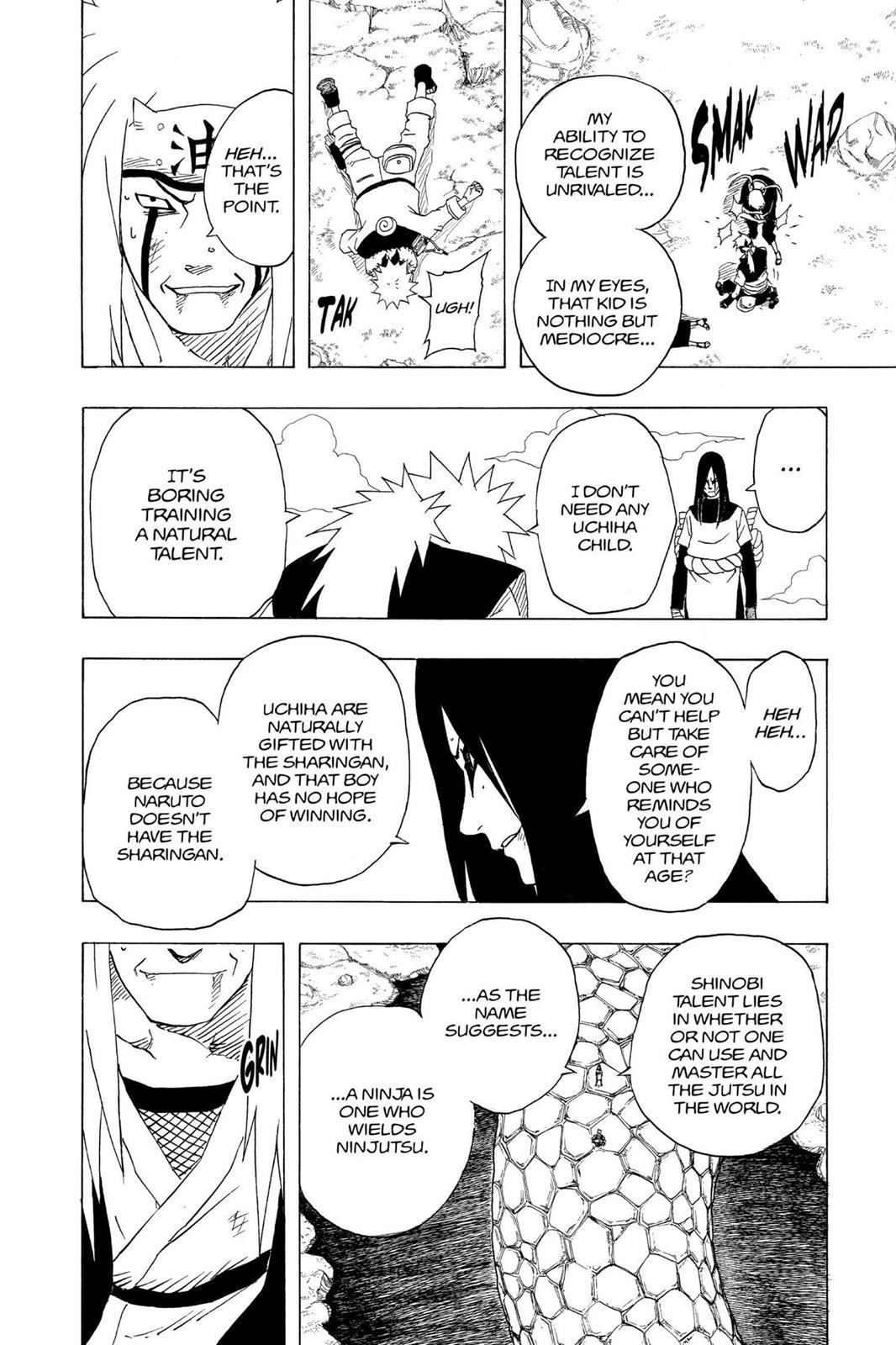 Naruto, Chapter 166 image 016