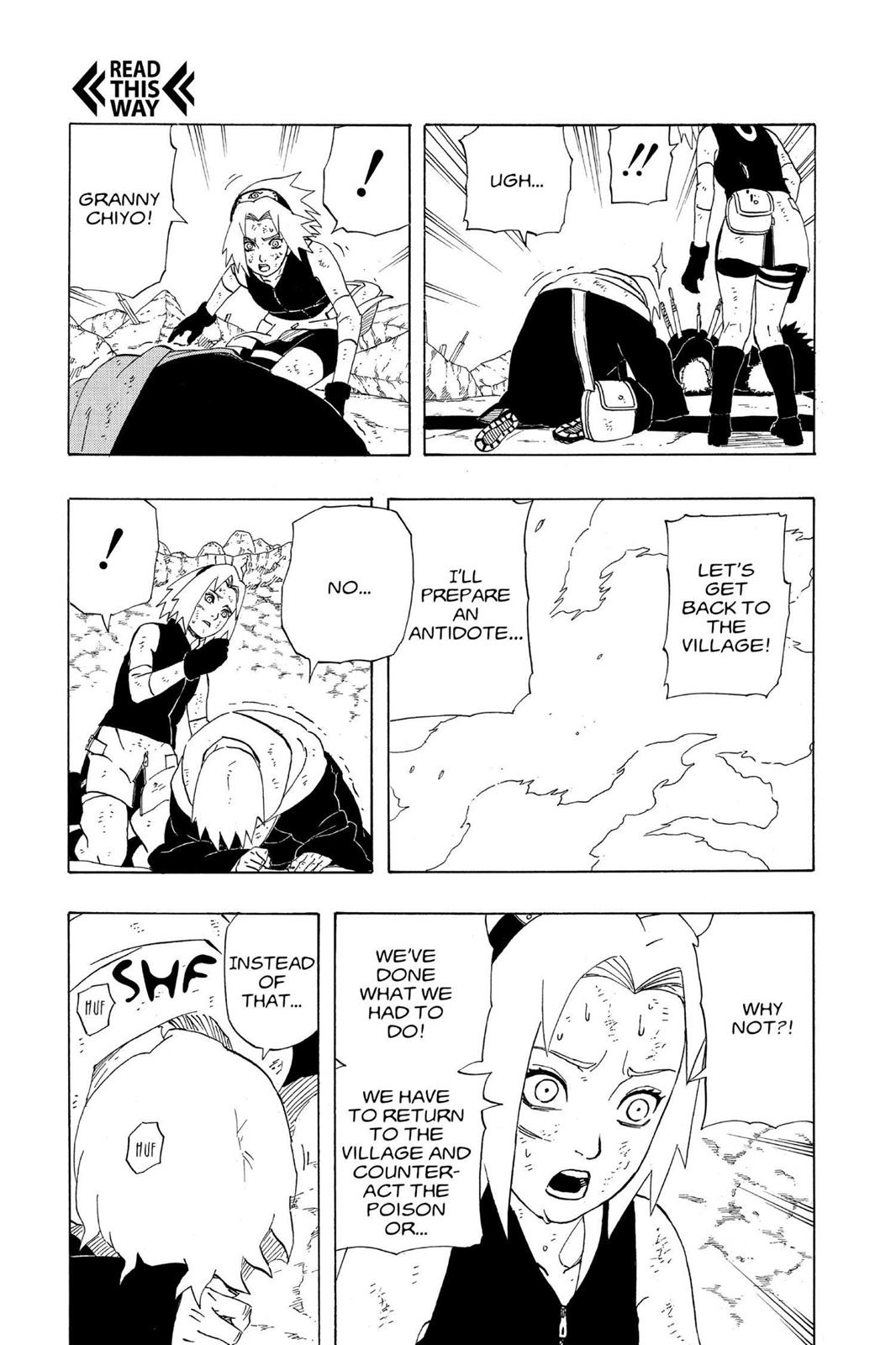 Naruto, Chapter 275 image 016