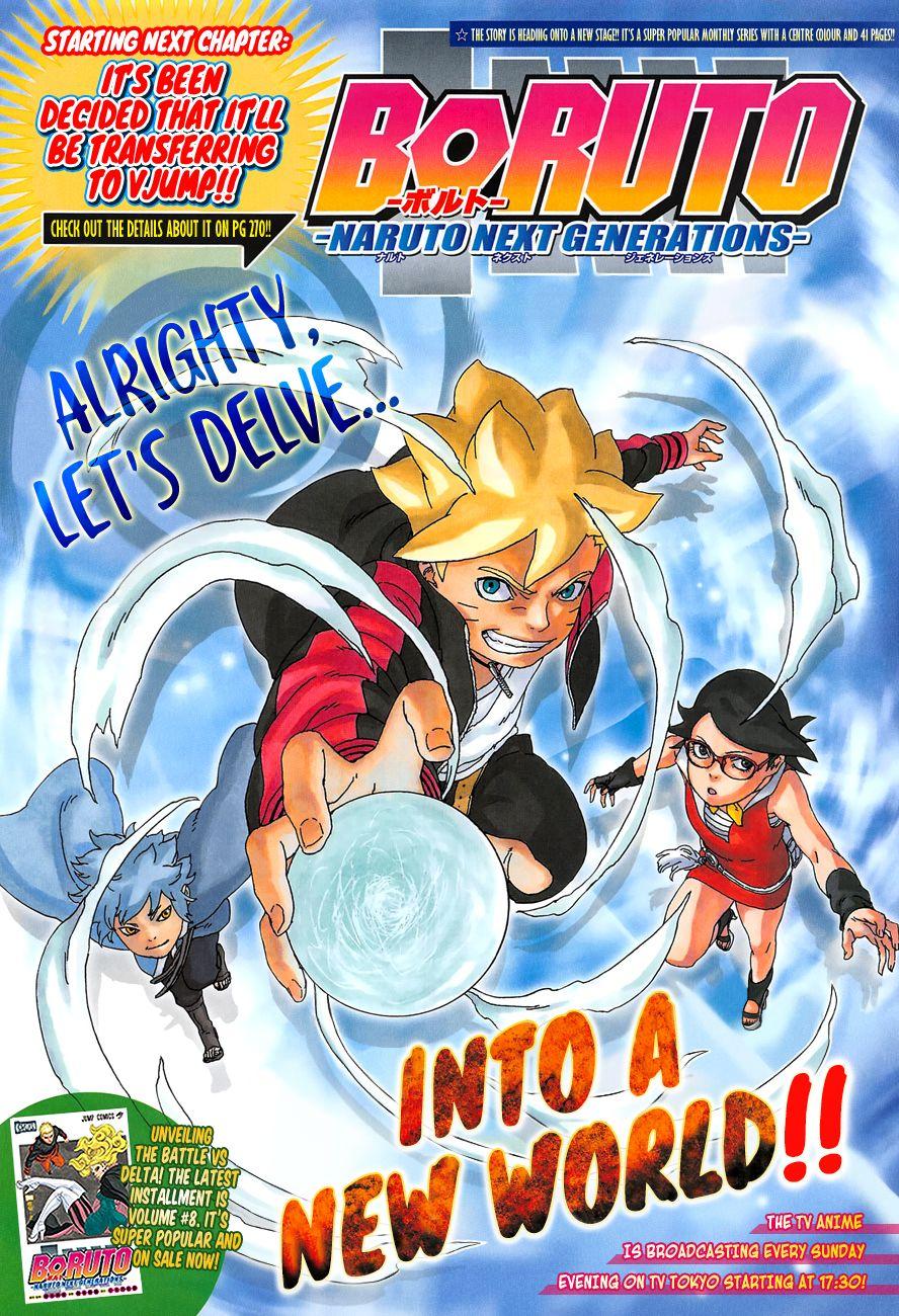 Boruto Manga, Chapter 35 image 001