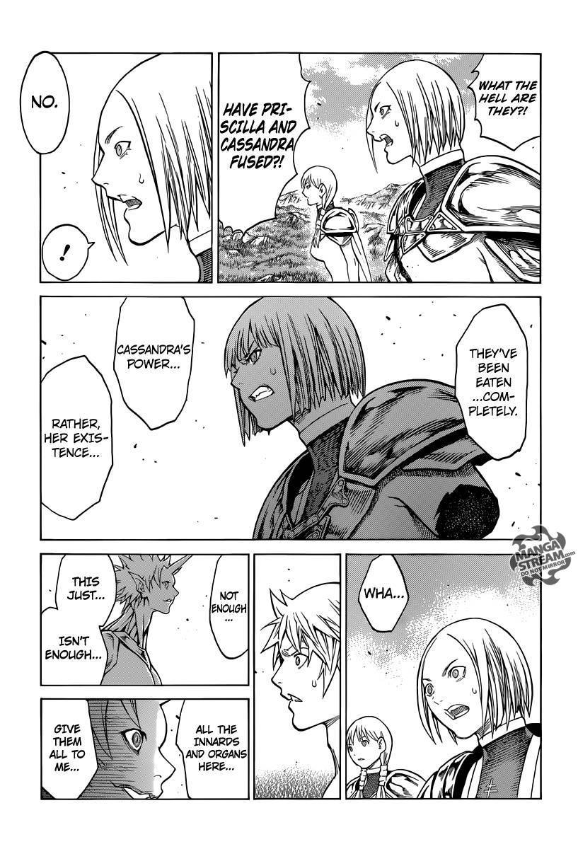 Claymore, Chapter 149 image 037