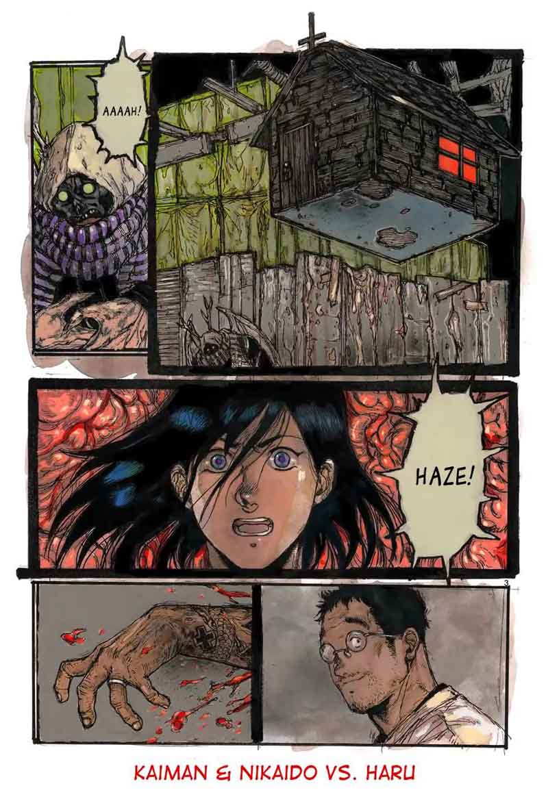 Dorohedoro, Chapter 124 image 007