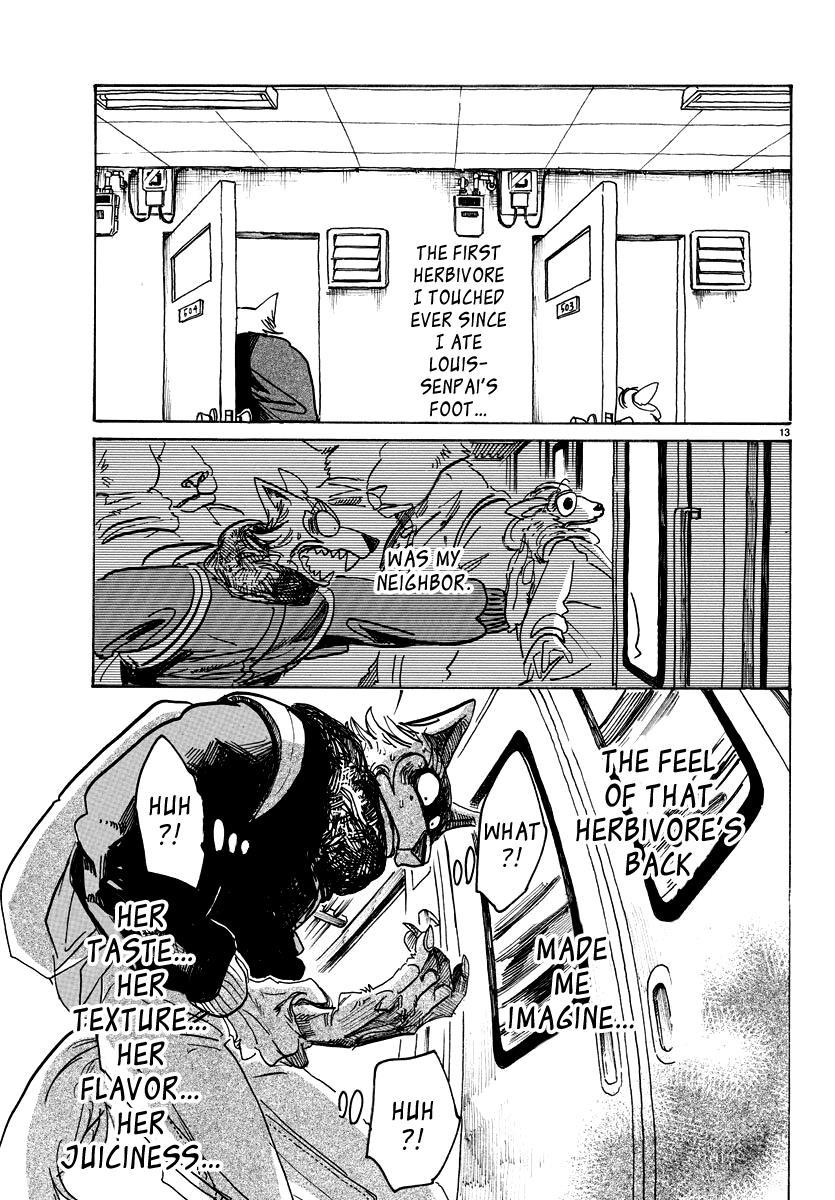 Beastars Manga, Chapter 101 image 013