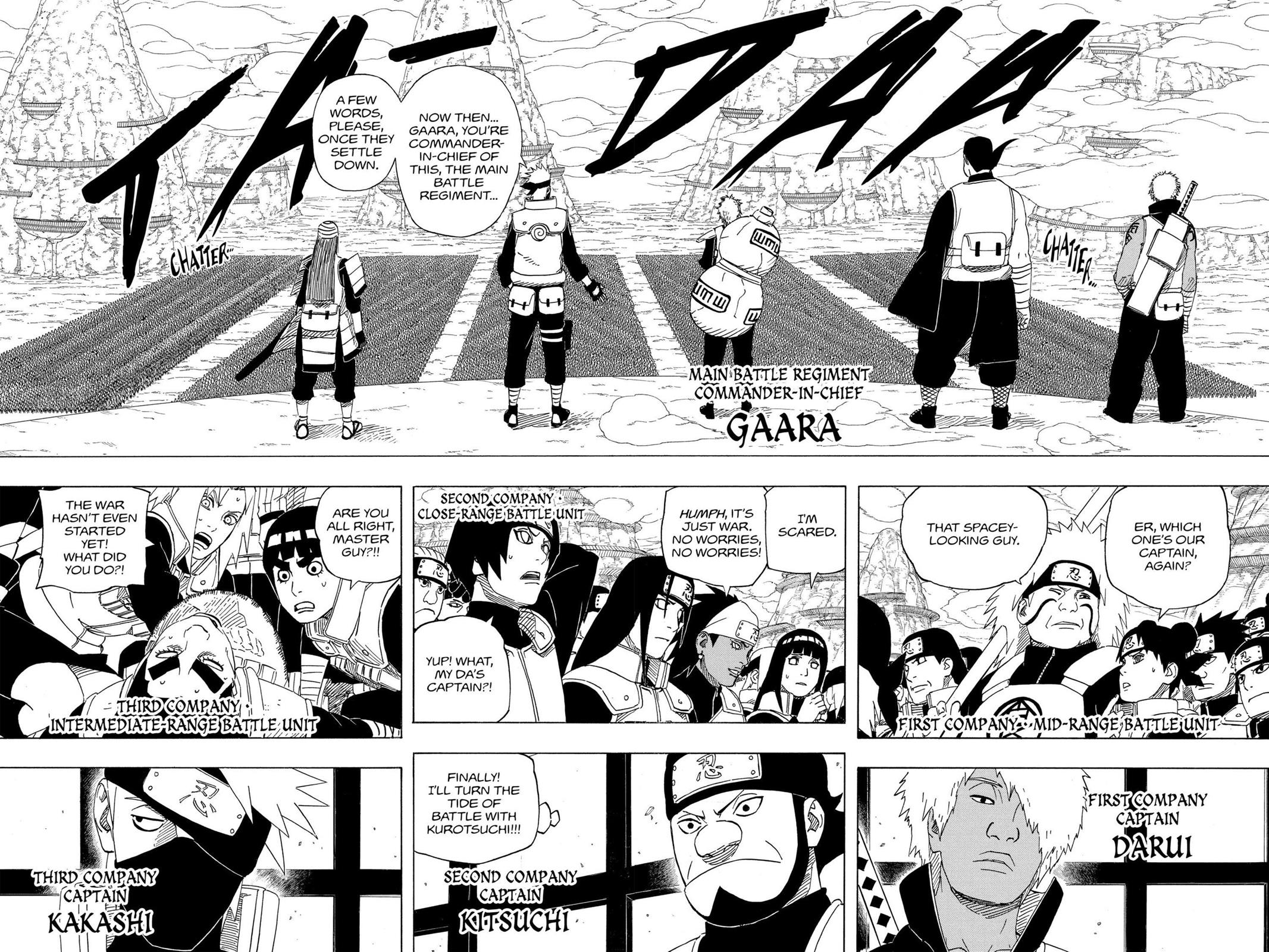 Naruto, Chapter 515 image 022