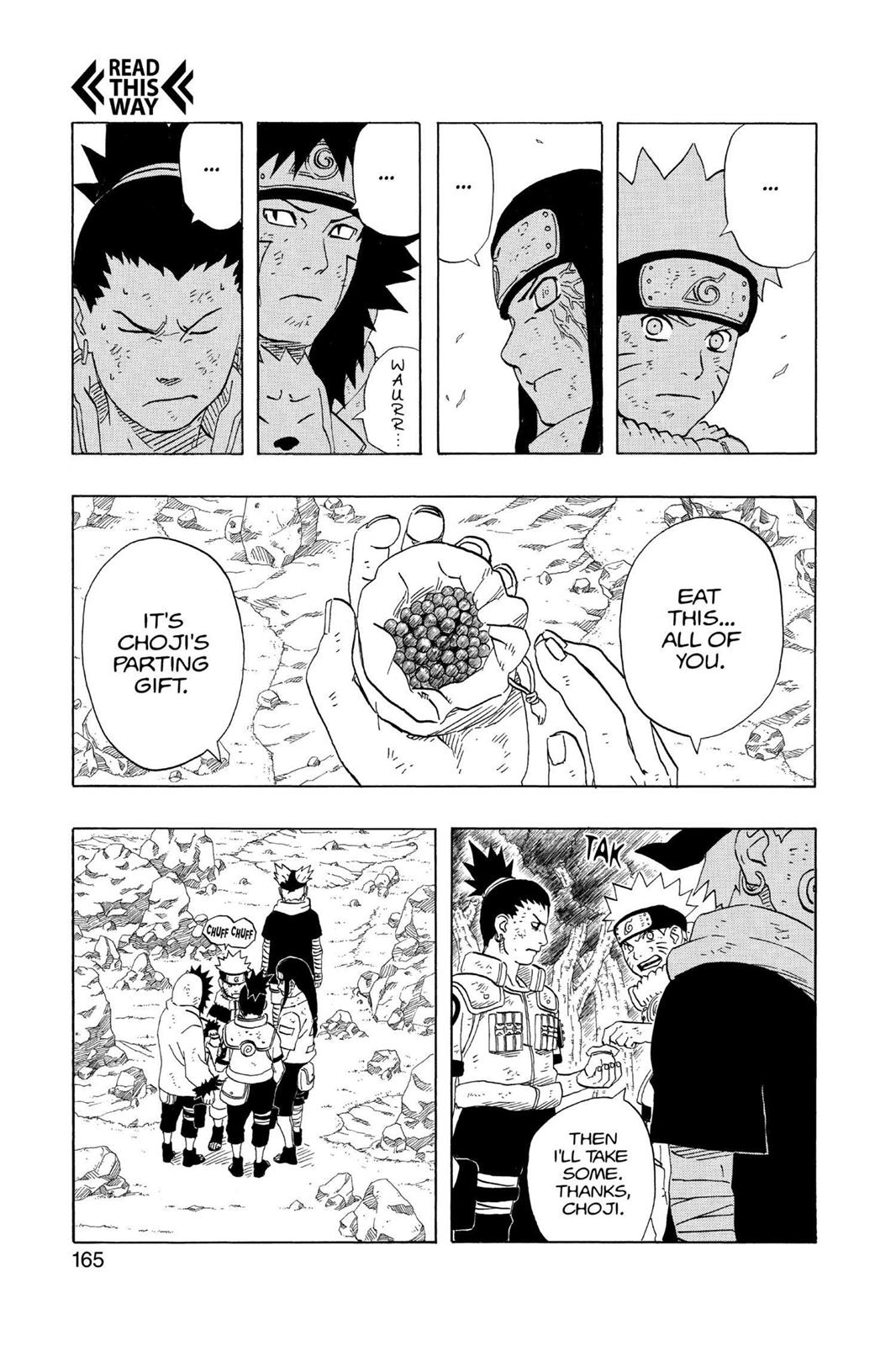 Naruto, Chapter 188 image 017