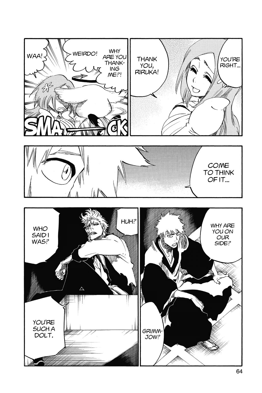Bleach, Chapter 626 image 004
