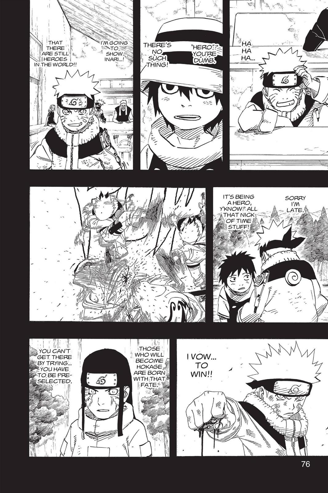 Naruto, Chapter 569 image 012