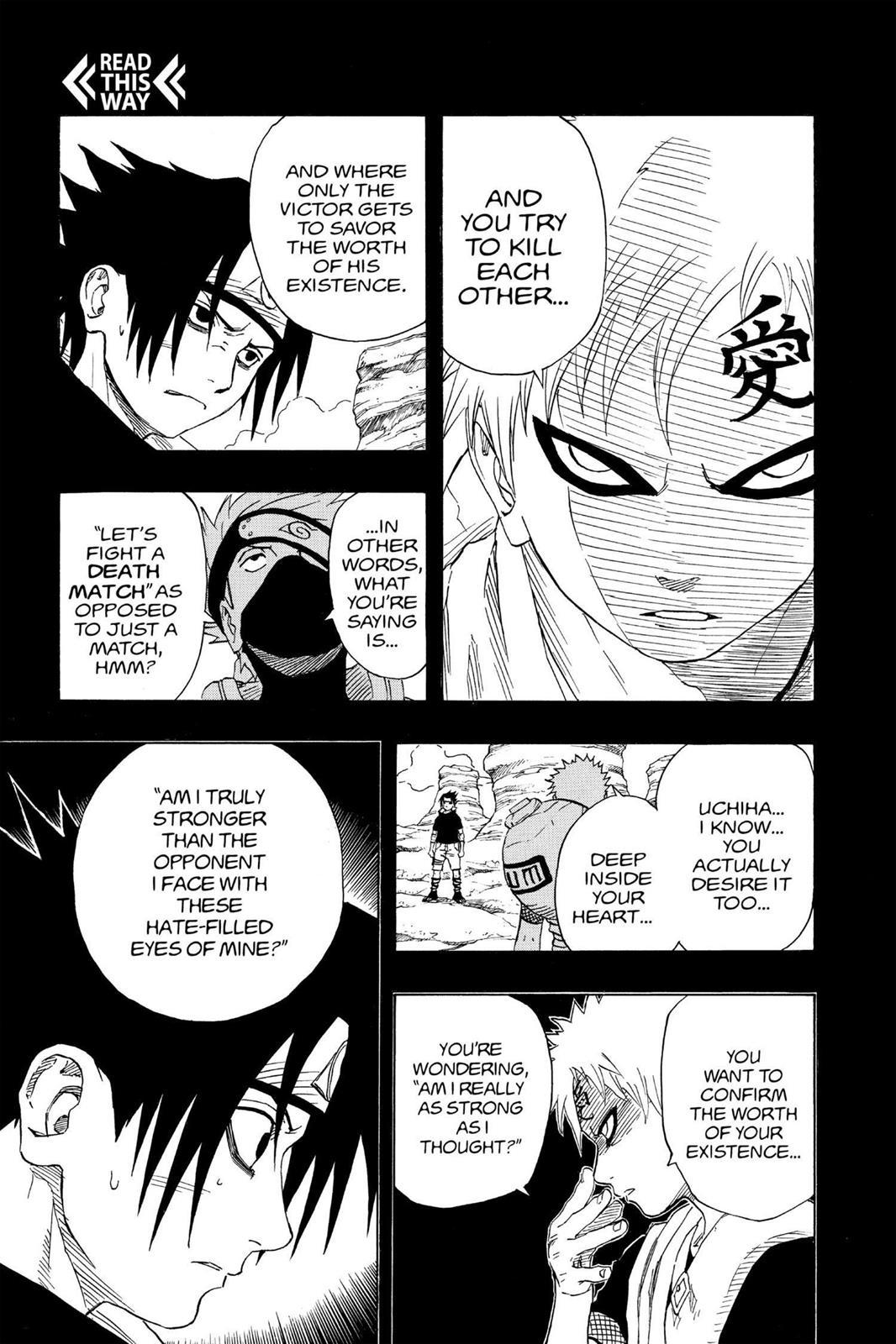 Naruto, Chapter 127 image 019