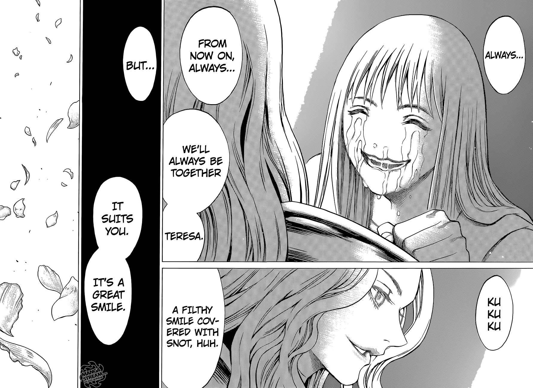 Claymore, Chapter 155 image 012
