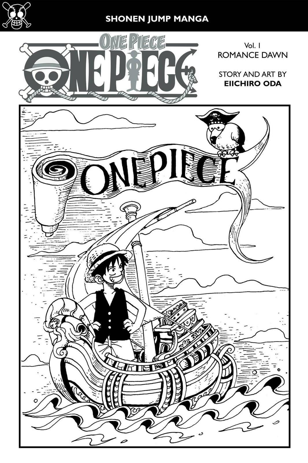 One Piece, Chapter 1 image 004