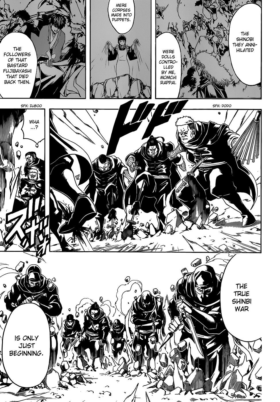 Gintama Chapter, 512 image 016