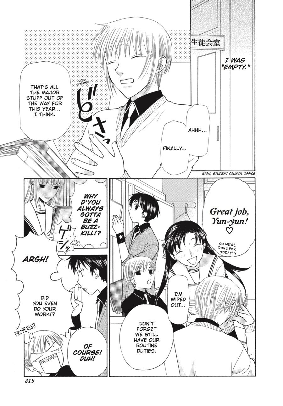 Fruits Basket, Chapter 94 image 003