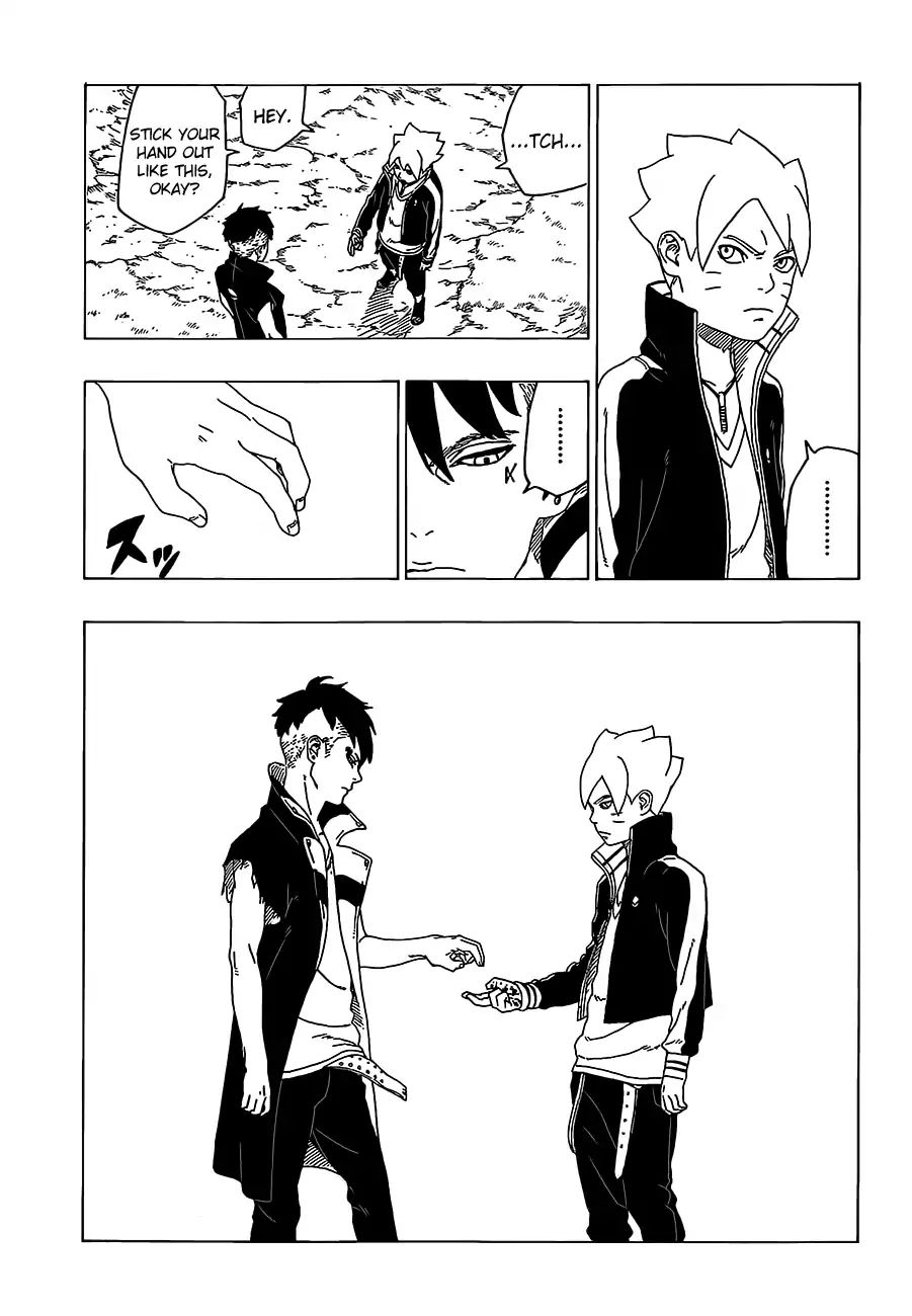 Boruto Manga, Chapter 30 image 025