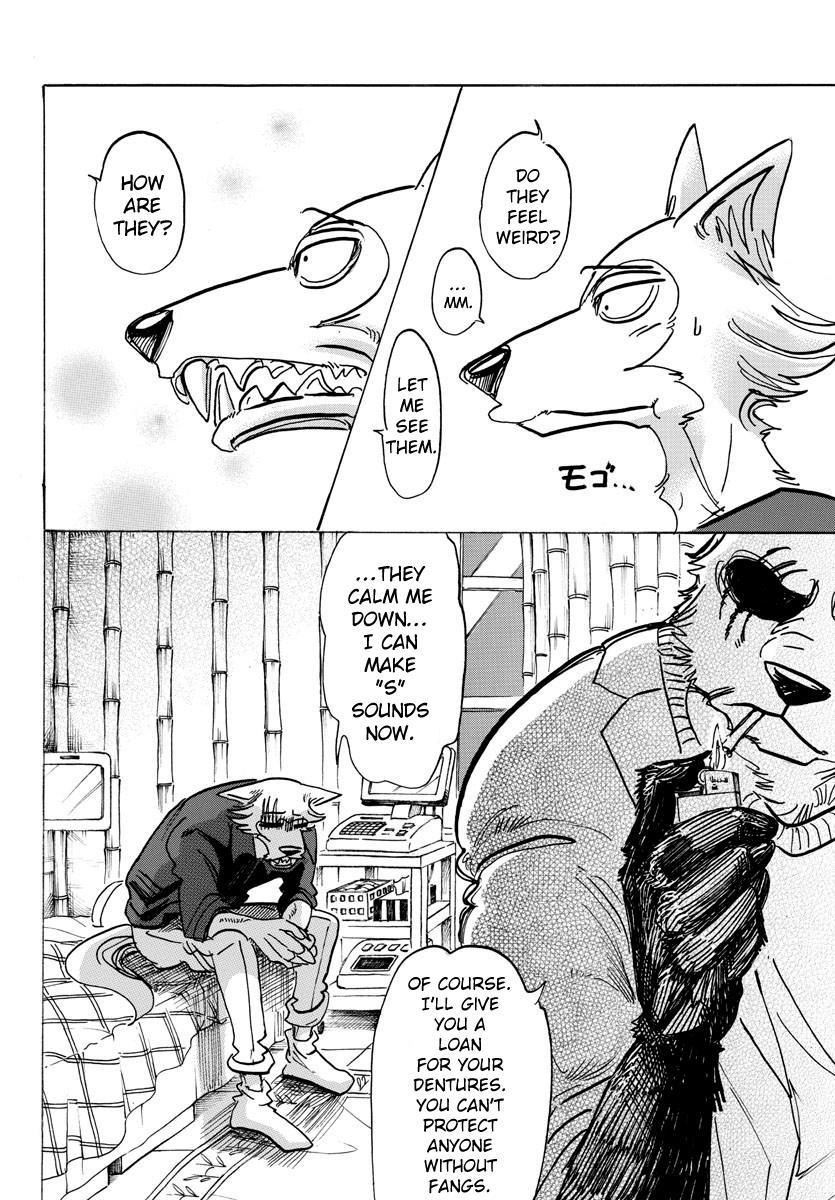 Beastars Manga, Chapter 120 image 009