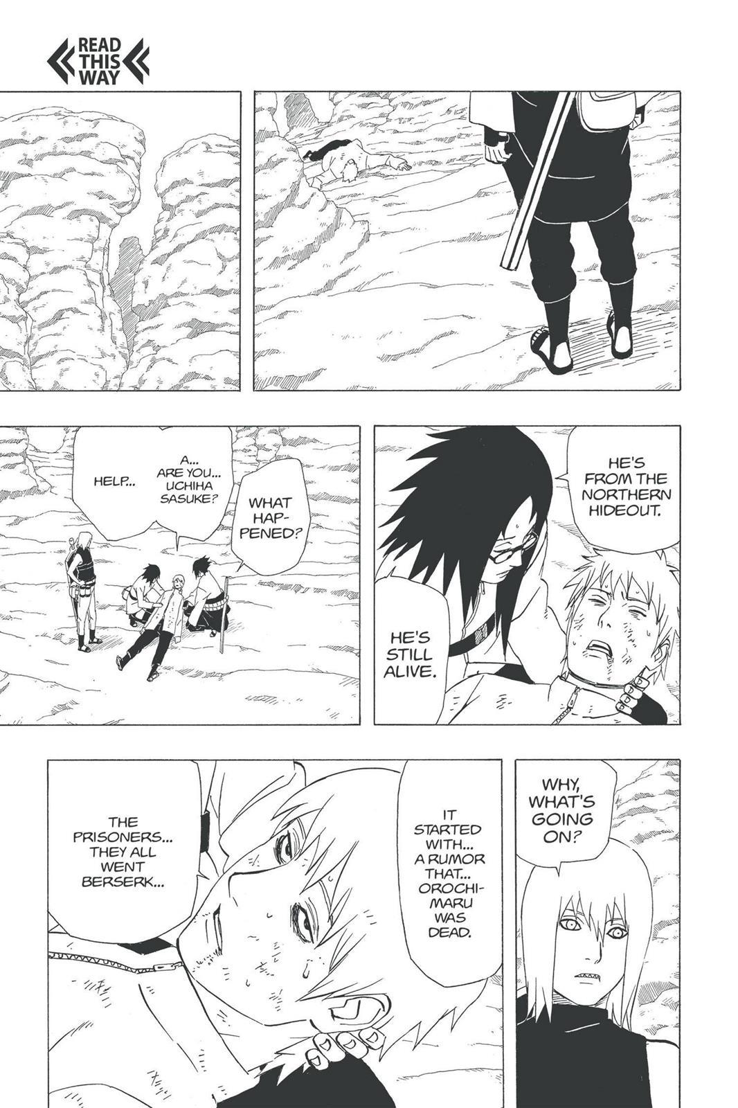 Naruto, Chapter 349 image 012