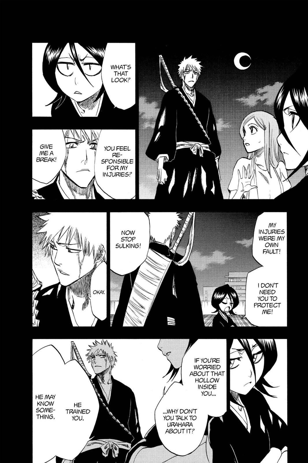 Bleach, Chapter 214 image 008