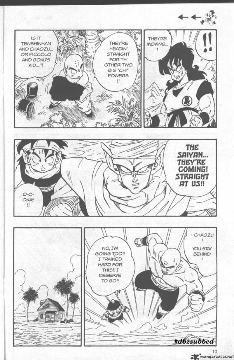 Dragon Ball, Chapter 213 image 009