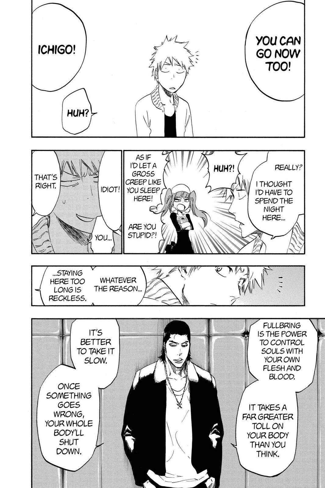 Bleach, Chapter 439 image 006