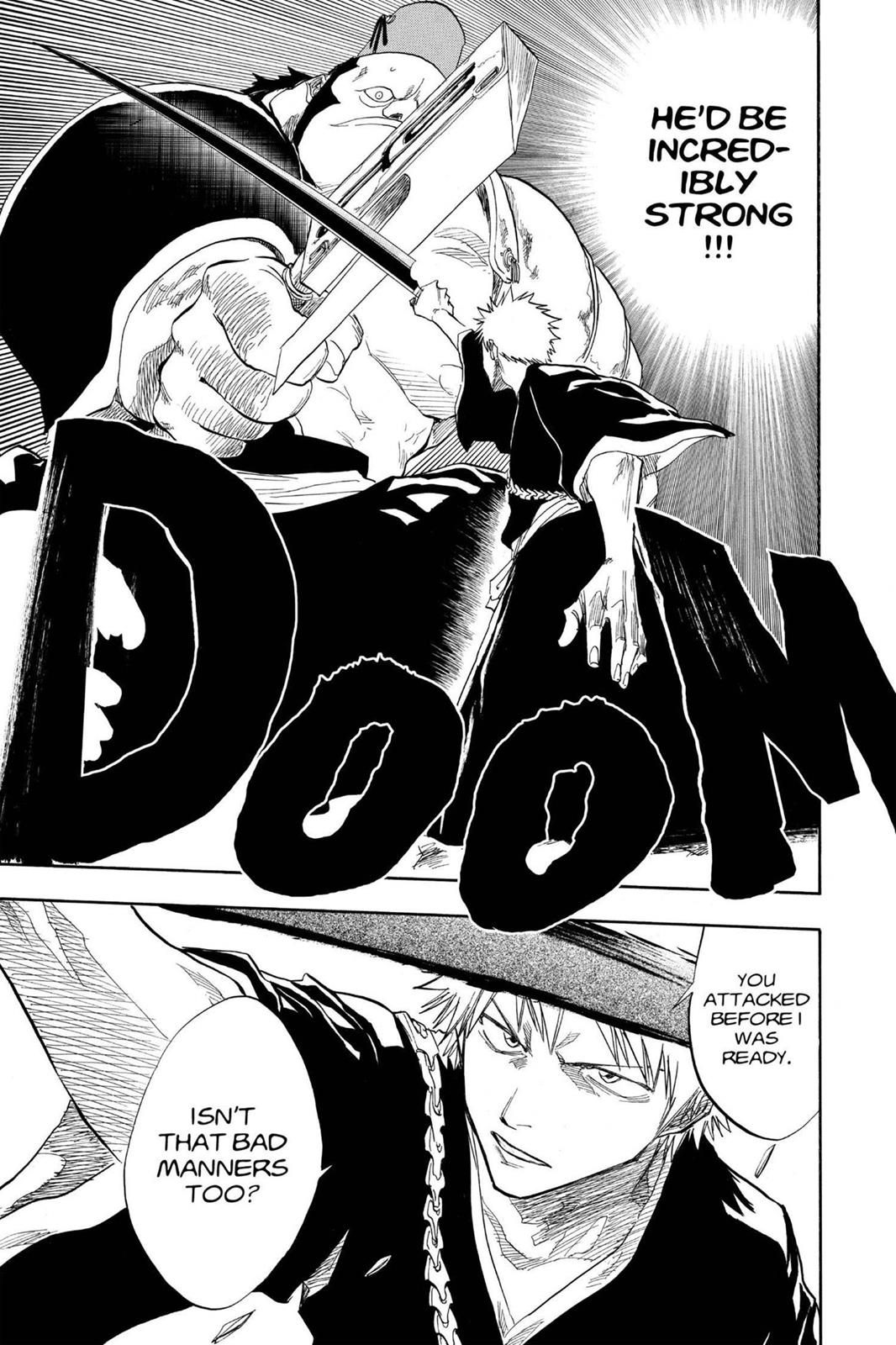 Bleach, Chapter 72 image 019
