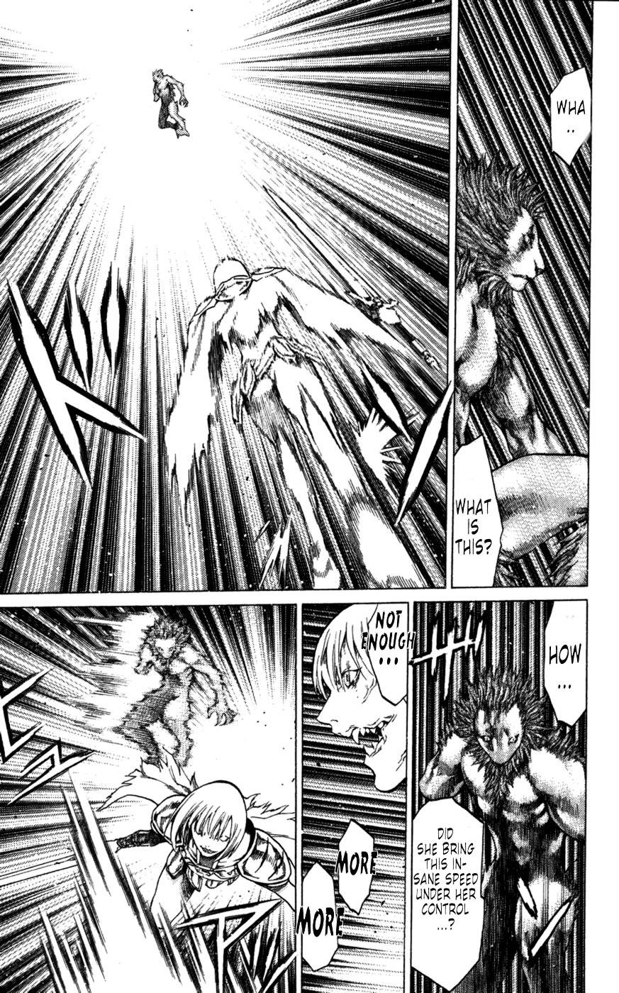 Claymore, Chapter 59 image 020