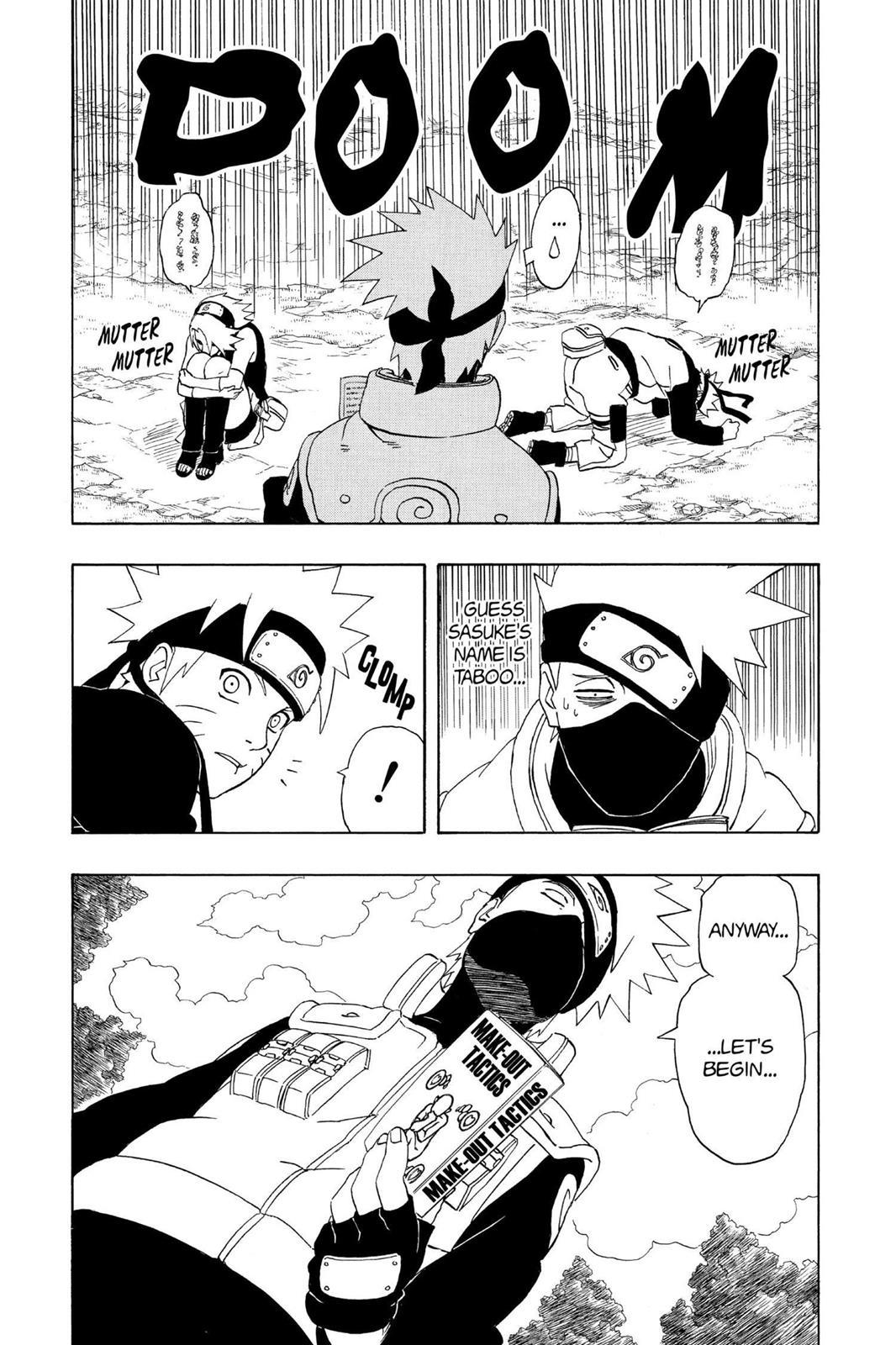 Naruto, Chapter 246 image 003