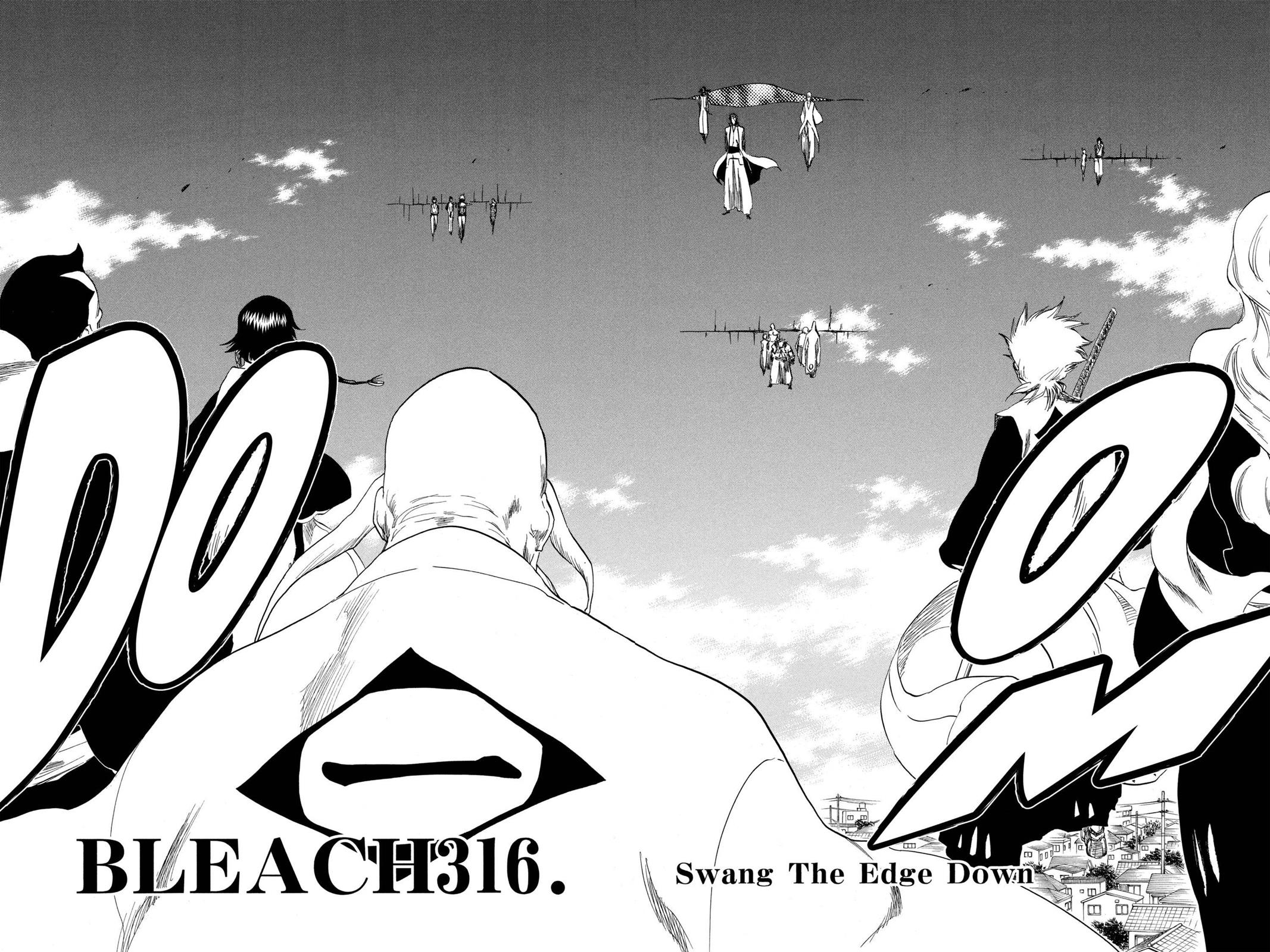 Bleach, Chapter 316 image 004