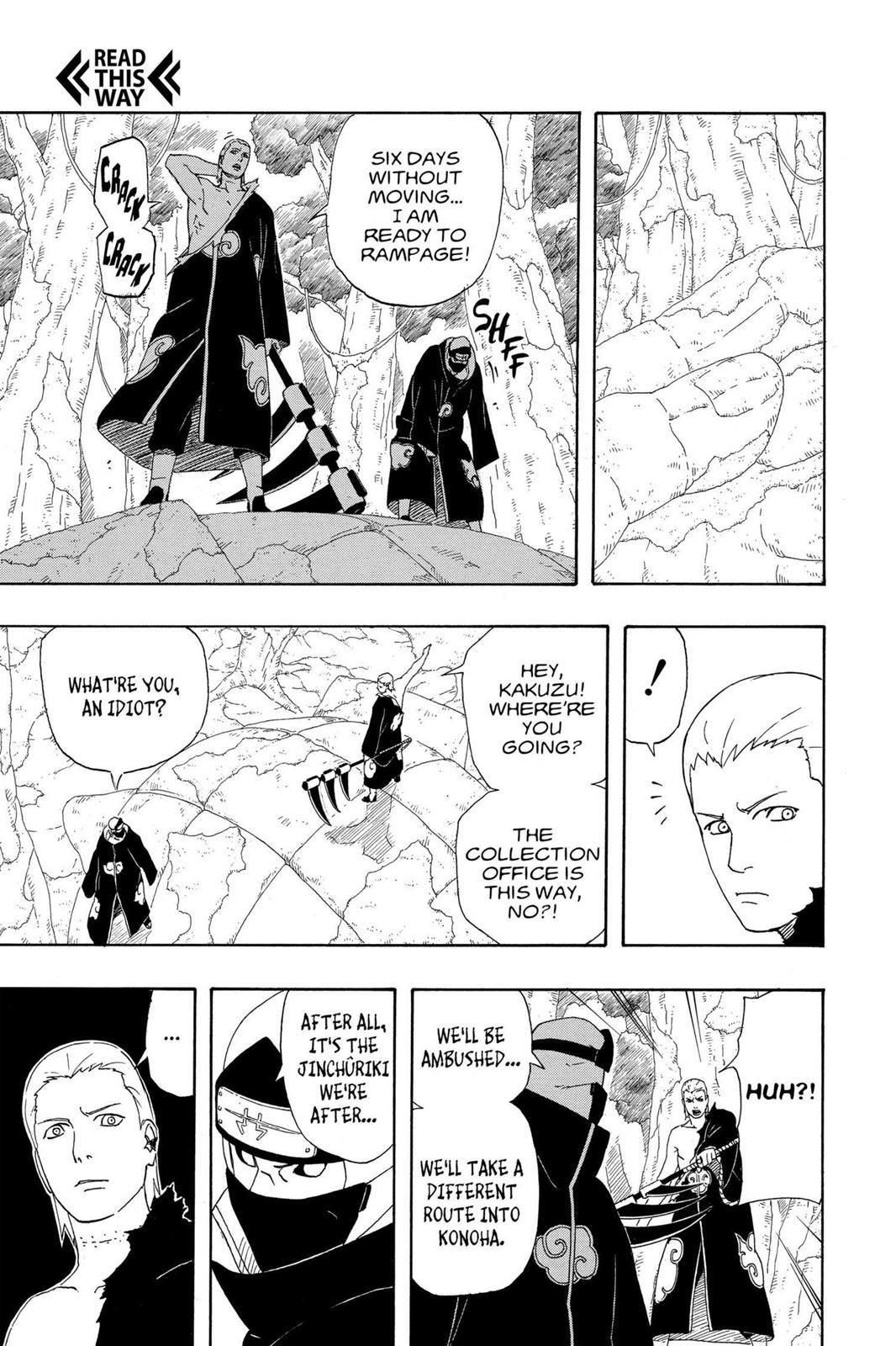 Naruto, Chapter 332 image 007