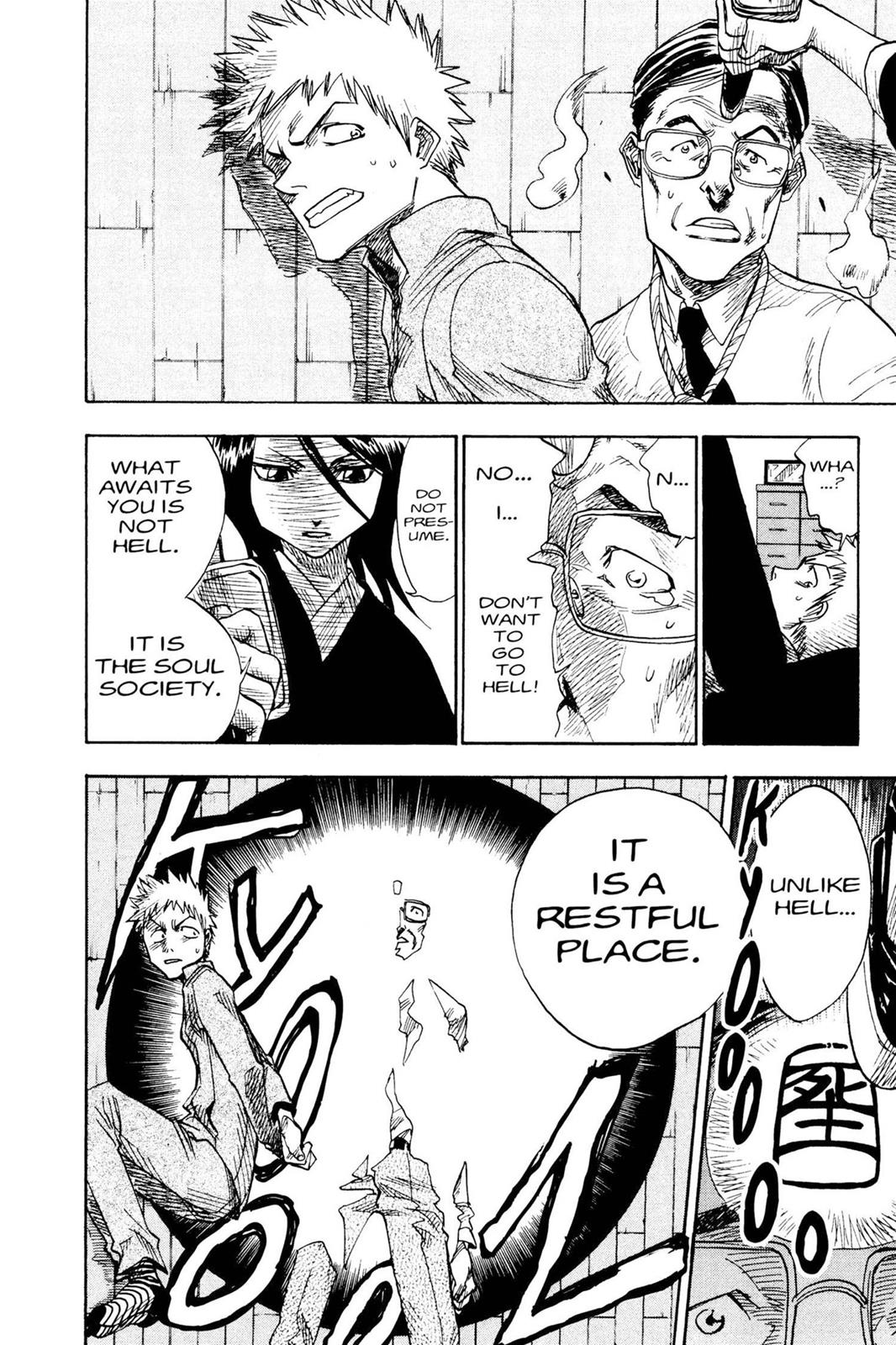 Bleach, Chapter 1 image 022