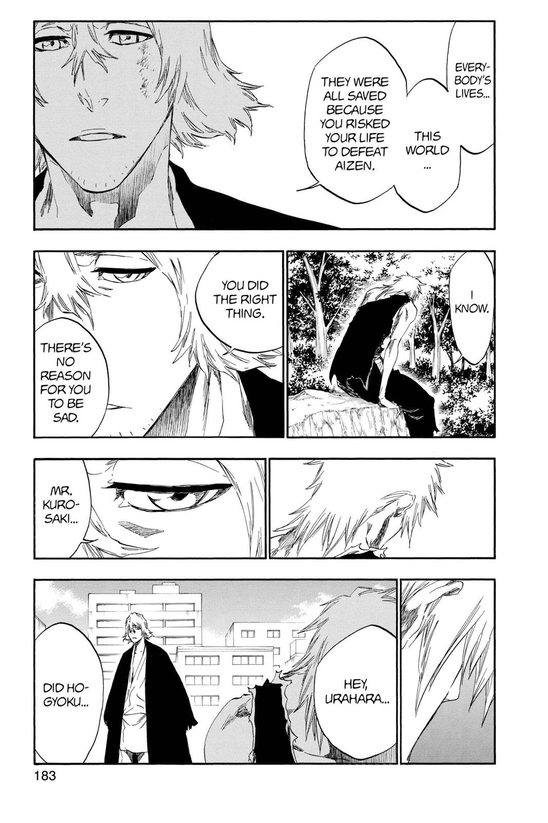 Bleach, Chapter 422 image 013