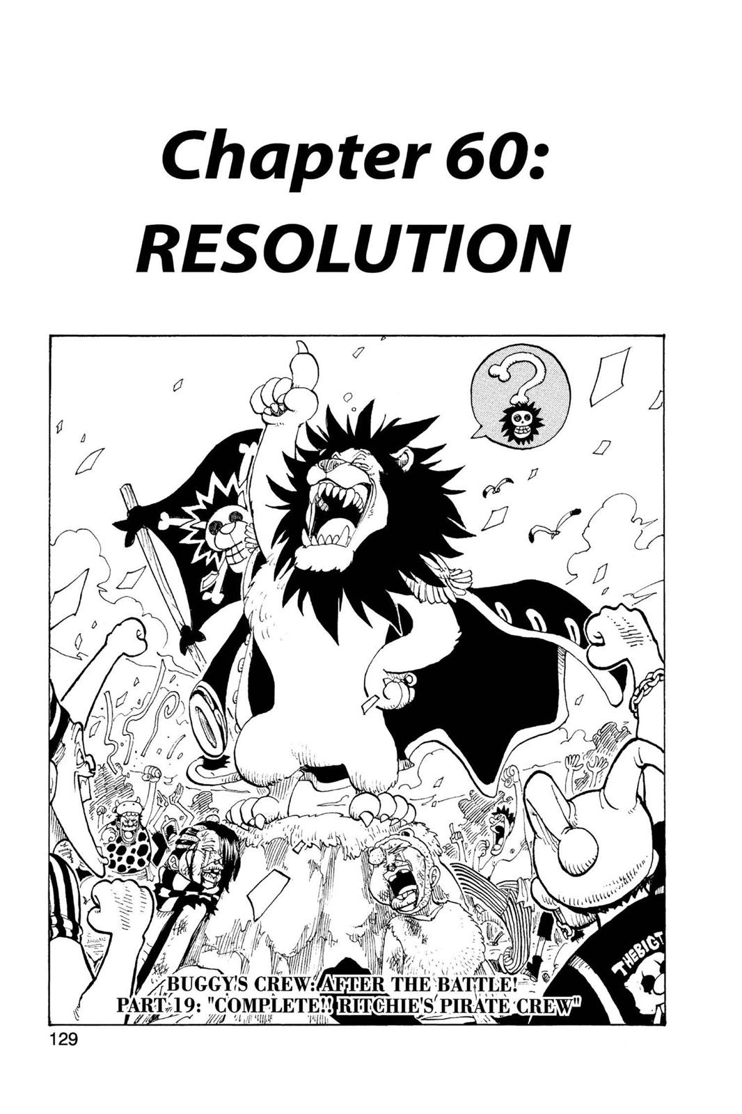 One Piece, Chapter 60 image 001