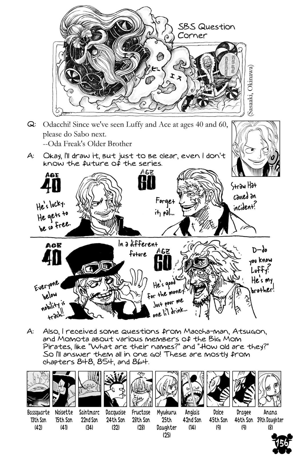 One Piece, Chapter 908 image 016