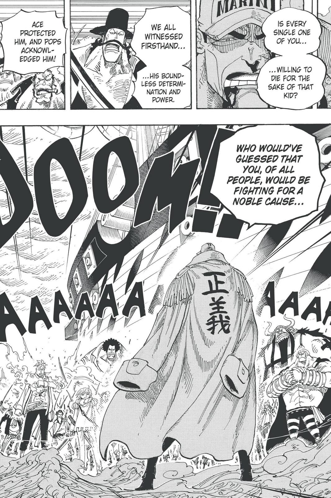 One Piece, Chapter 578 image 017
