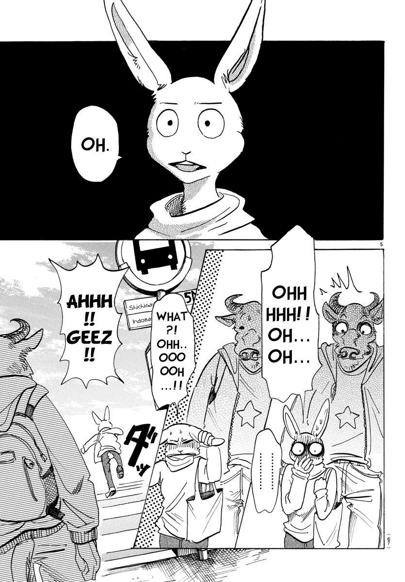 Beastars Manga, Chapter 120 image 004