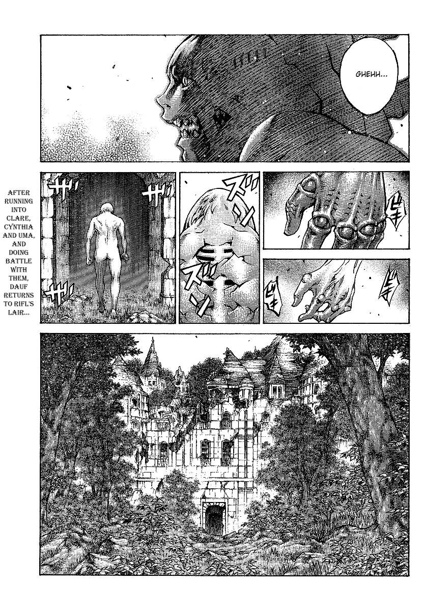 Claymore, Chapter 91 image 001