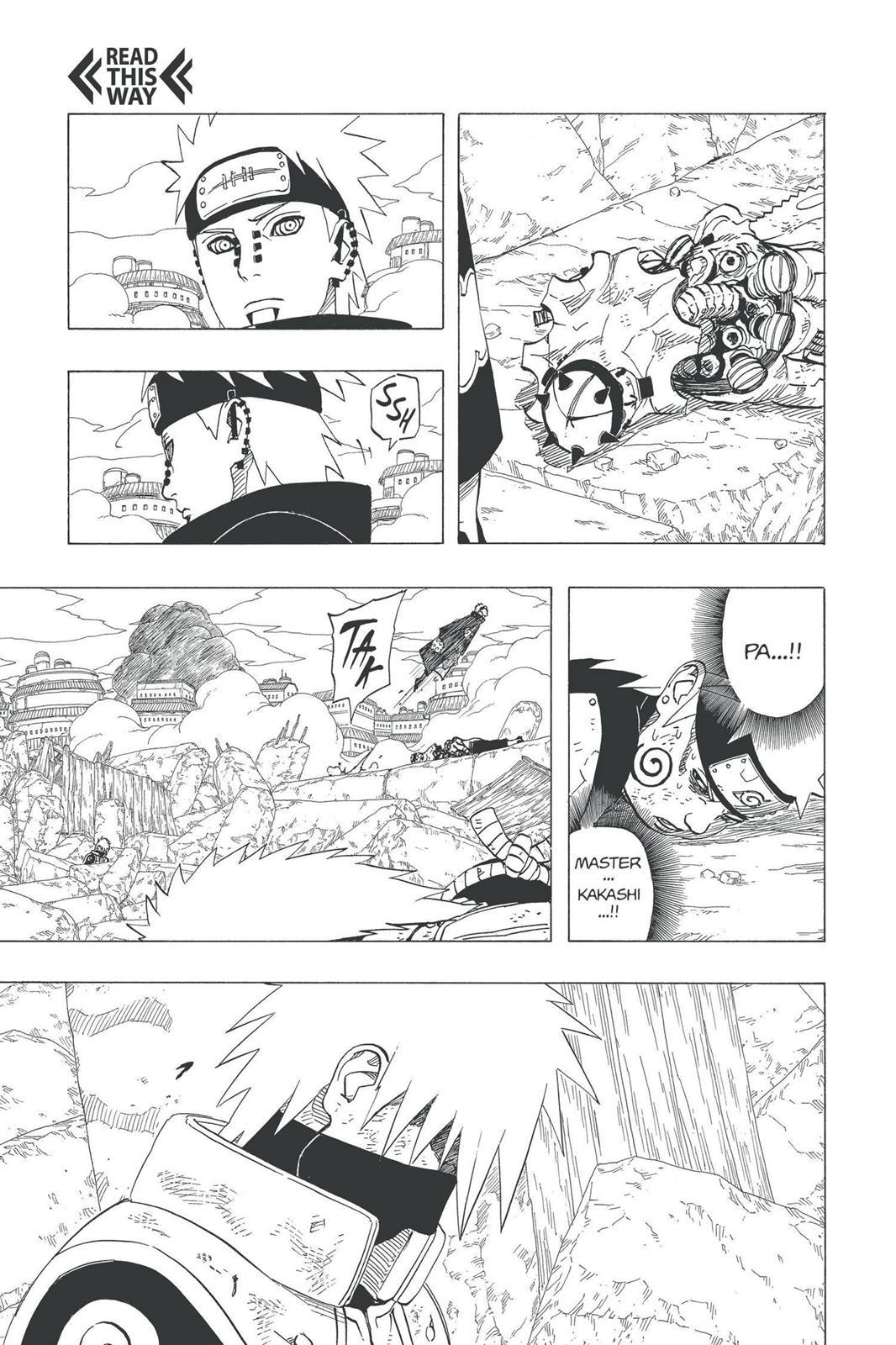 Naruto, Chapter 424 image 009