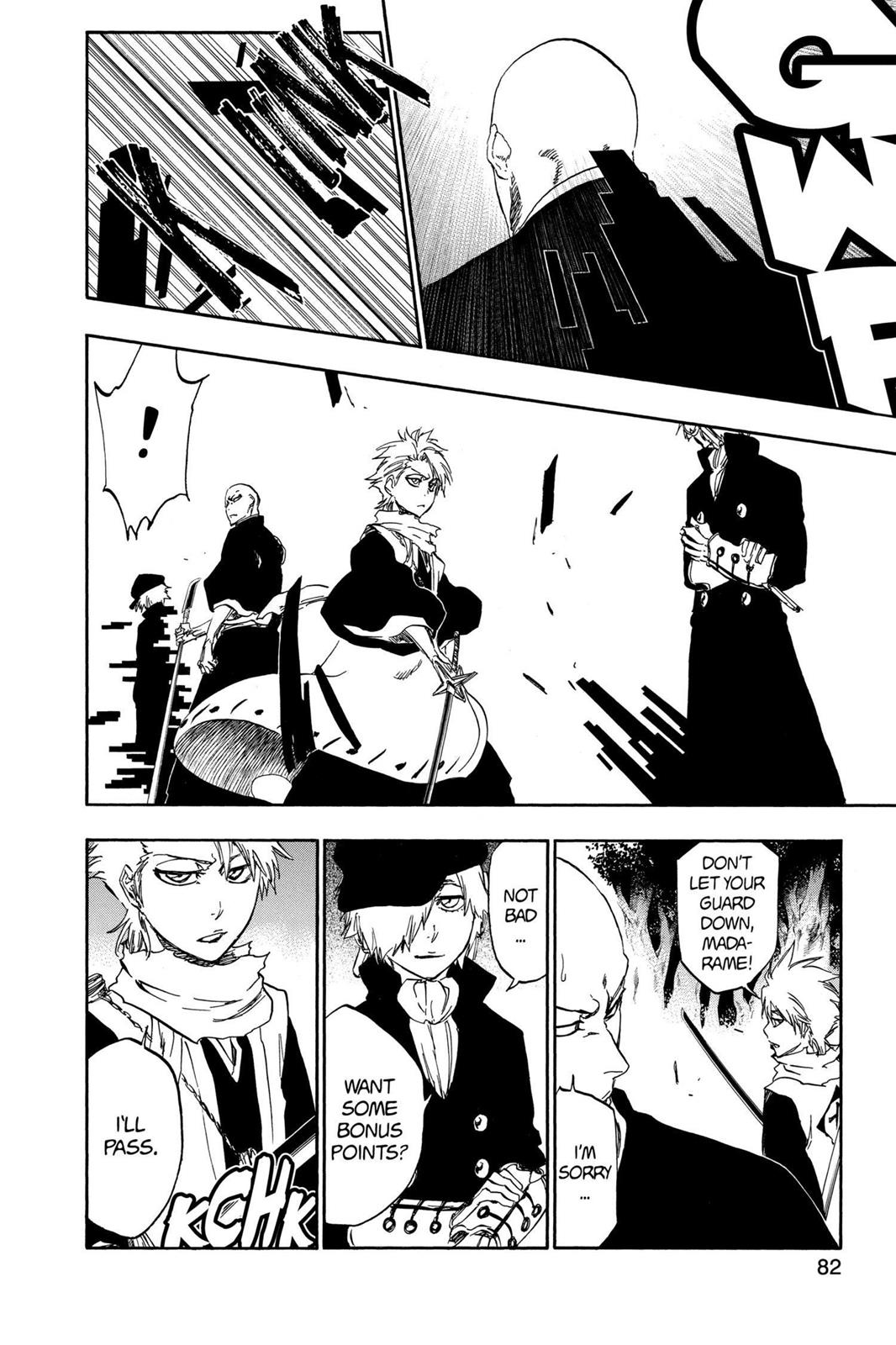 Bleach, Chapter 463 image 012