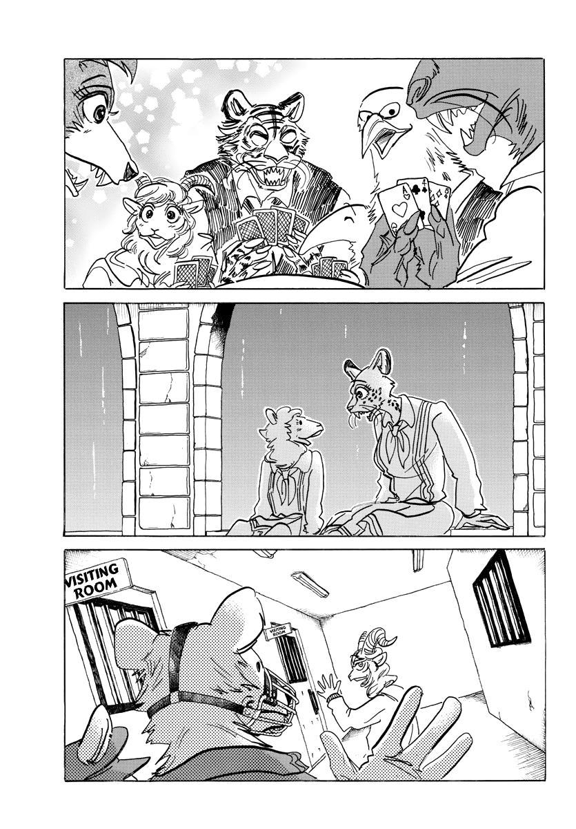 Beastars Manga, Chapter 182 image 016