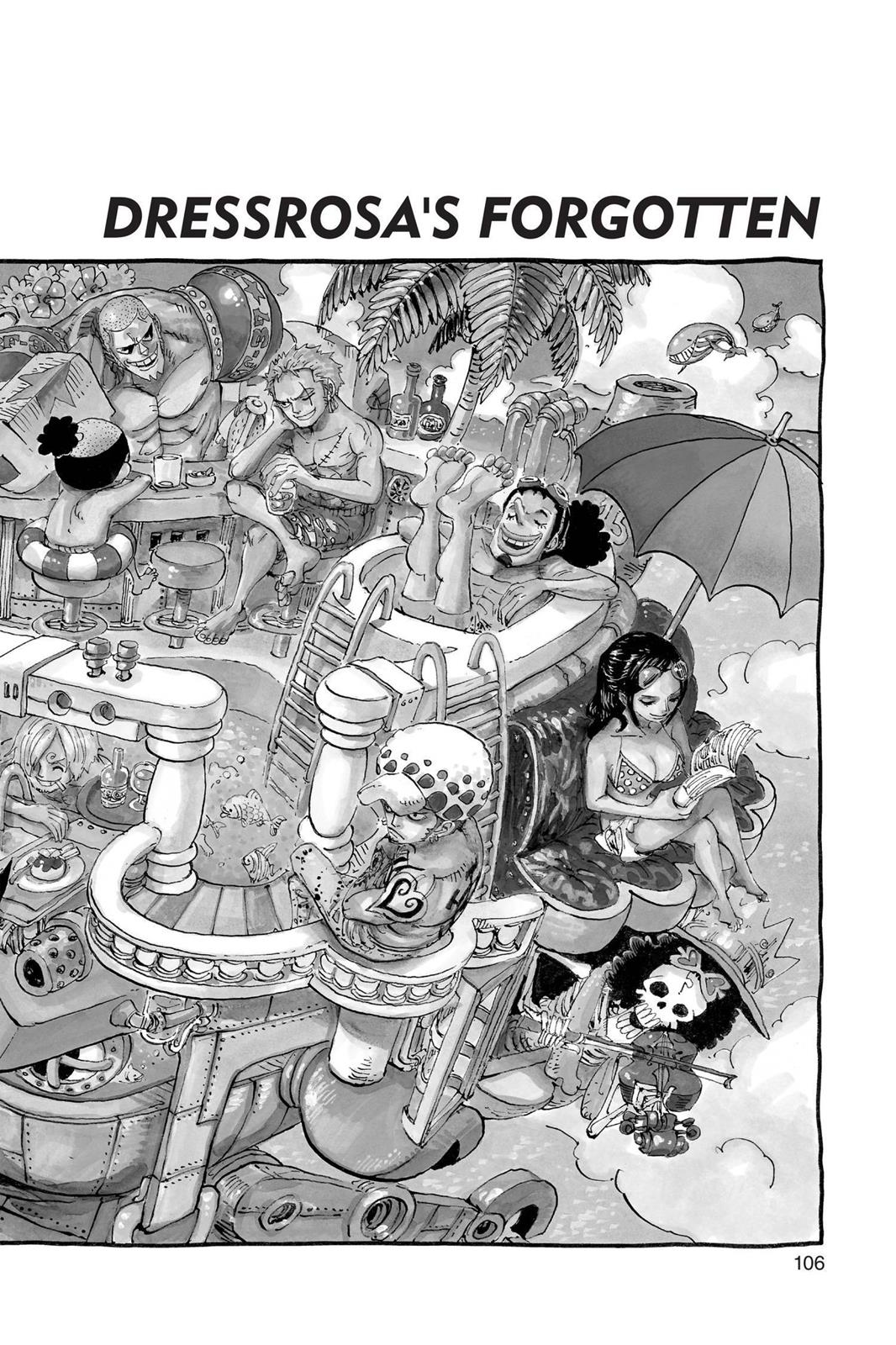 One Piece, Chapter 717 image 001