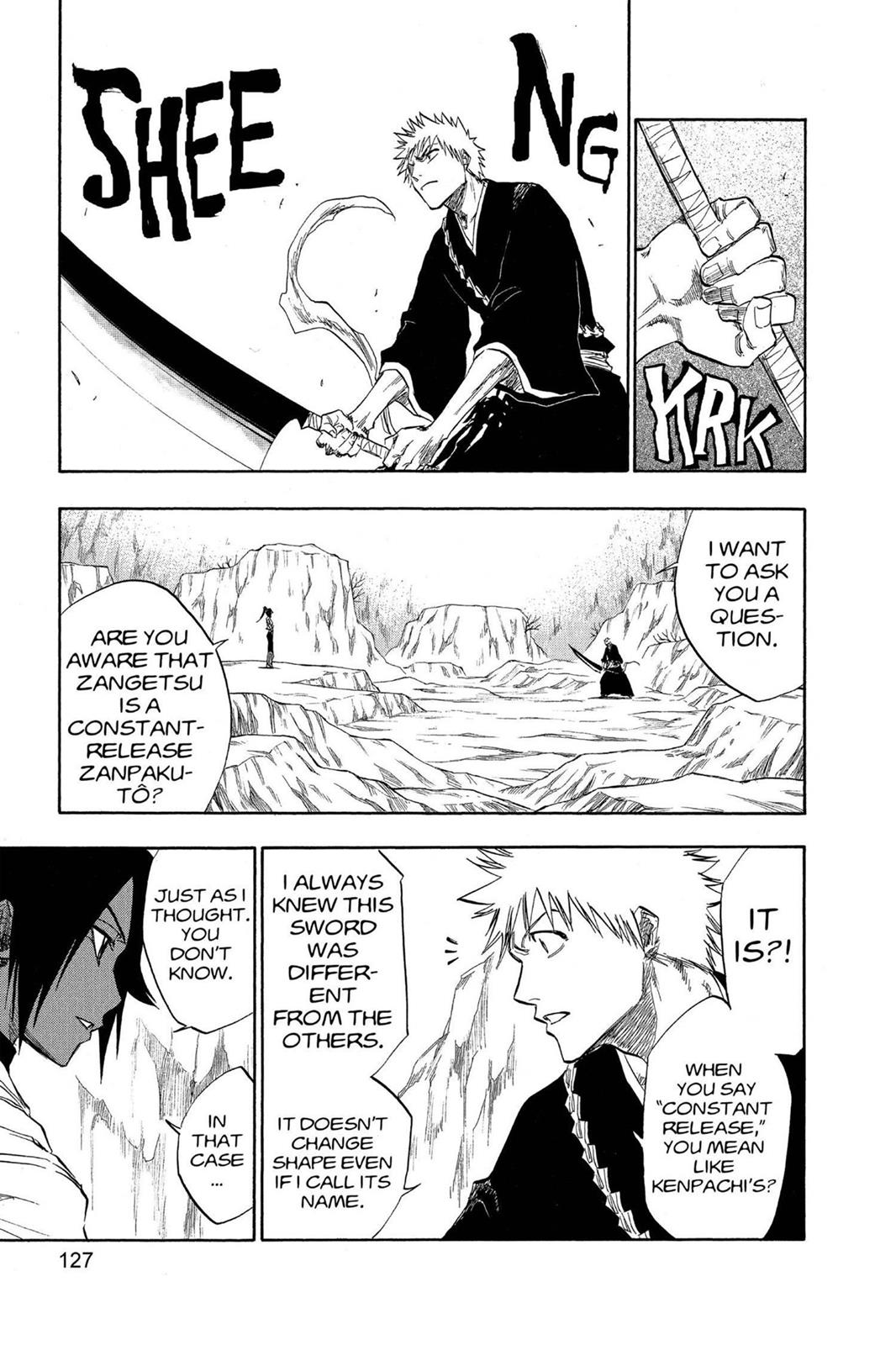 Bleach, Chapter 120 image 007
